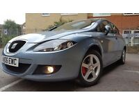 Seat leon 2.0 tdi sport 140BHP 6 speeds