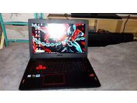 Asus GL052VM-FY410T gaming laptop full vr ready
