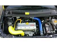 2005 54 zafira gsi turbo low mileage