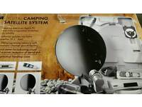 Portable Camping Satellite System