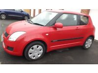 2010 suzuki swift 12 month mot cheap to run