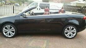 VW EOS CONVERTIBLE CAR FOR SALE