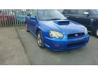 2005 subaru impreza turbo s/l spec 'Blob Eye' wagon stage 2 with sti upgrades