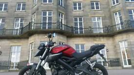 Yamaha MT125 spares & repairs