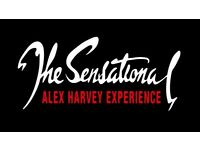 Experienced Drummer required for Alex Harvey Tribute (Dep/Session)