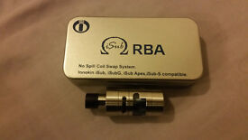 iSub A Tank & RBA Kit Vape ECig