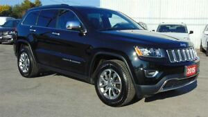 2015 Jeep Grand Cherokee LIMITED 4X4