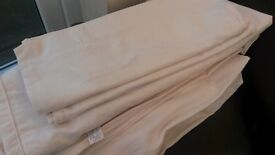 dunhelm luxury double sheet set flannelette very good condition