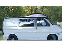 V w T4 camper van