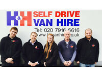 Vehicle Mechanic required for Busy Van Hire & Sales Company North London