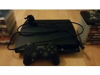 ps3 230gb with games