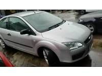 2005 Ford Focus 1.4 petrol 3 door in Silver, Drive Away Today!