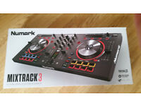 For sale Brand New Numark Mixtrack 3