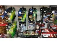 70 Star wars figures