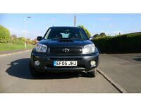 2005 Toyota RAV4 2.0 D4D Turbo Diesel - Just serviced and MOTed, New Clutch