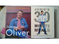 Jamie Oliver book bargain - two for £4