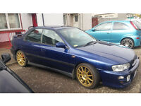 subaru impreza non turbo swap merc/jeep why