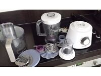 Philips HR7761/01 750 W Kitchen Food Processor (used 5 times, practically new)
