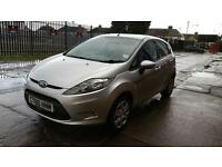 2011 Ford Fiesta 1.2 petrol 5 door hatchback 12 months mot genuine low mileage