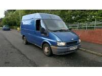Ford Transit 2004 260 spares or repair SPARES PARTS NO MOT