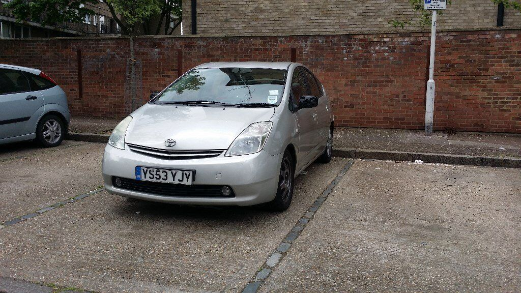 Toyota Prius Hybrid Good Runner And Petrol Cost