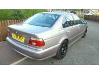 Bmw 525 manual leather interior m5 alloys
