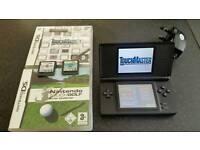 Nintendo ds black 4 games