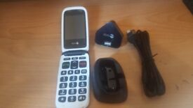 DORO 612 Easy to use - Big button/Camera - Mobile phone **Unlocked/Simfree**
