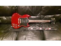 Gibson SG Special 2005 Wine Red Electric Guitar