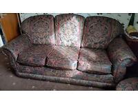 3 piece sofa set for sale - Gloucester