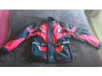 Buffalo textile motorcycle set (xl)