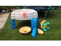 Little Tikes Spiralin' Water Table