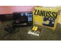 ZANUSSI LCD SEWING MACHINE