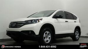 2013 Honda CR-V LX AWD mags bluetooth