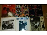 Viynl records