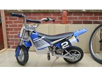 RAZOR CHILDS ELECTRIC MOTORBIKE