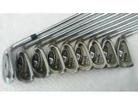 PING i3 + GOLF IRONS WHITE DOT