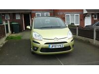 citroen c4 picasso 2007 1.8hdi vtr+ excellent condition and beautiful drive. fitted with dab radio.