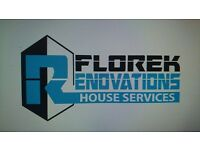 EXTENSIVE HOUSE & OFFICE RENOVATION. No job too small. Free quotation.