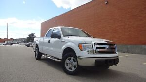 2013 Ford F-150 XLT EXTENDED CAB 4X4