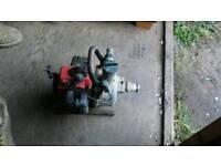 Mitsubishi petrol water pump