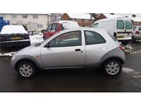 FORD KA NEW MOT ONLY 52000 MILES