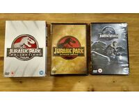 Jurassic Park box set - 4 movie collection
