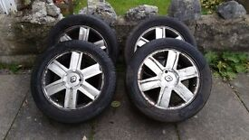 "16""megane wheels"