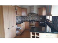 Oak Kitchen Cupboards Set