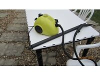 HOUSEHOLD STEAM CLEANER STEAMER BROMLEY BR2