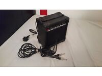 B.B.Blaster BB10 Amplifier + jack cable (URGENT)