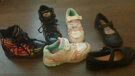 Girls shoes size 10-11