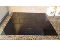 Bosch Series 4 | 4 zone induction hob PIA611B68B (black glass) - Ex-Showroom Display