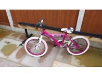Girls Bike Huffy Rock Star 18inch